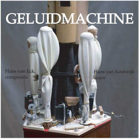 The Geluidmachine CD